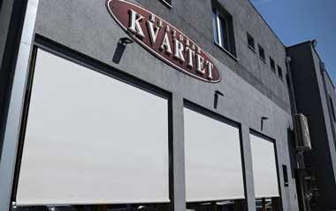 Restoran Kvartet, Beograd