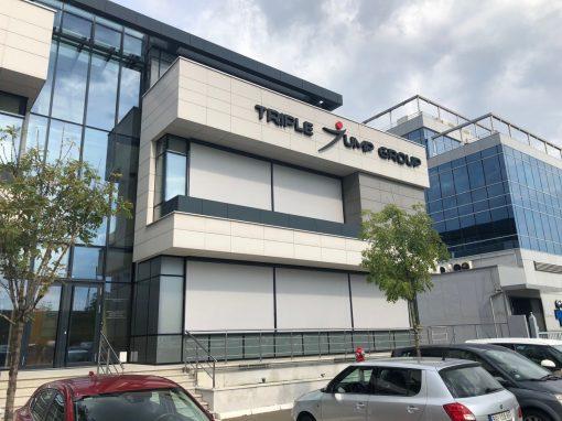 Triple Jump, Beograd